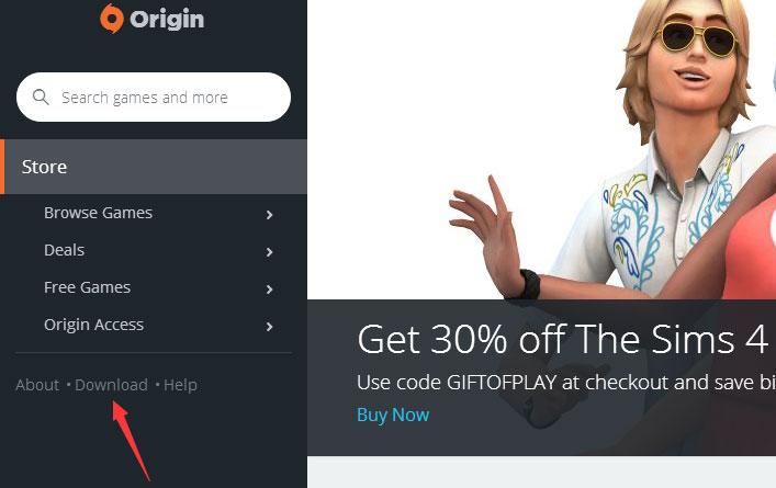 origin sims 4 redeem product code